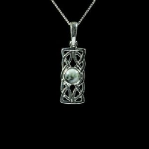 Sterling Silver Pendant - SP-1908